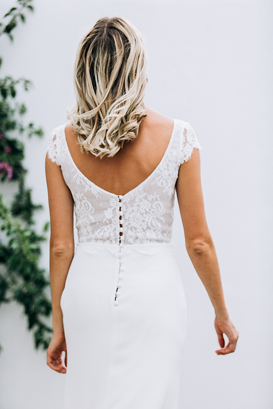 Robe de mariée made in France